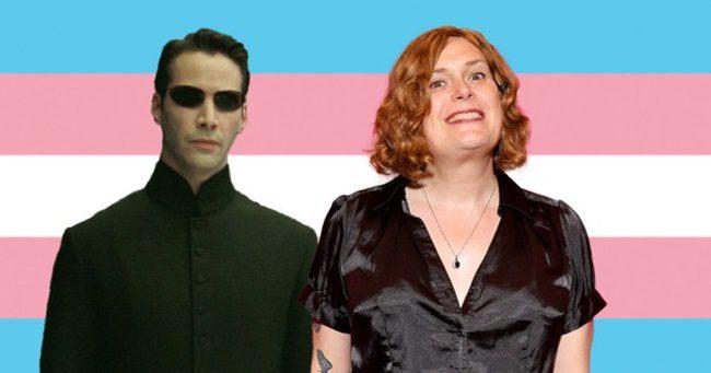 Tudtad, hogy a Mátrix mindig is a transzneműség hirdetője volt?
