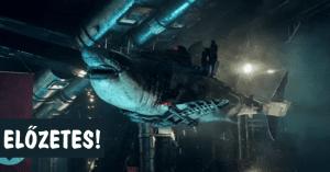 Megérkezett az előzetese az első zombis cápafilmnek