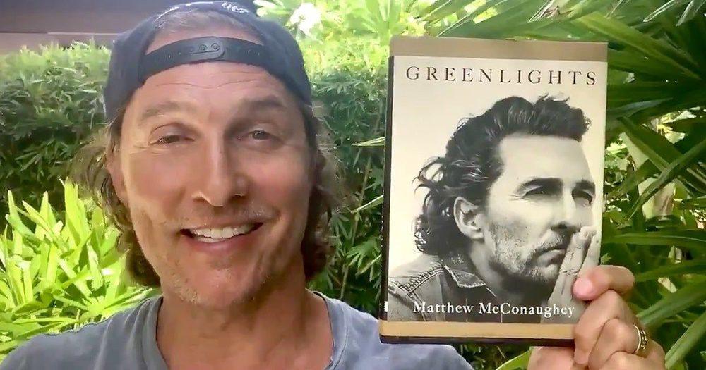Matthew McConaughey még idén kiadja memoárját - a színész őszinte vallomása