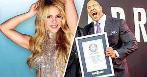 8 híresség, aki Guiness World rekordot állított fel