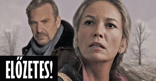 Előzetest kapott Kevin Costner és Diane Lane brutális westernfilmje!