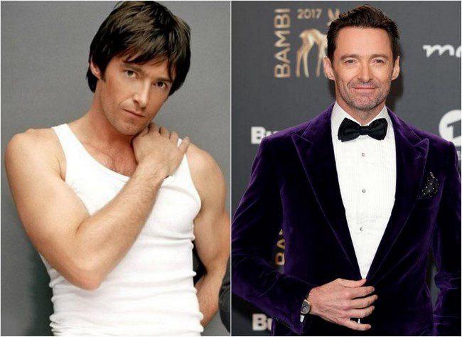 16 hollywoodi férfi, akiknek igencsak jót tettek az évek