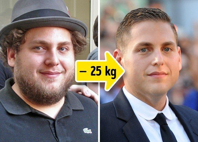 16 világsztár, aki legyőzte a túlsúly okozta problémákat