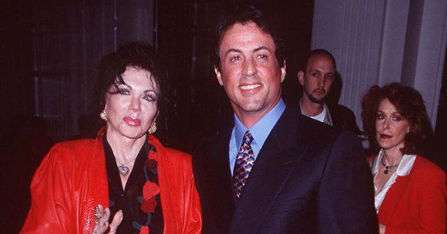 Meghalt Sylvester Stallone édesanyja, Jackie Stallone