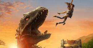 Itt a Jurassic World: Krétakori tábor szinkronos filmelőzetese!