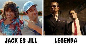 18 film, amikben a színészek maguk játsszák el hasonmásaikat