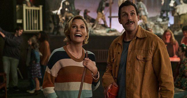 Új Adam Sandler film a láthatáron, itt a Hubie Halloween első előzetese!