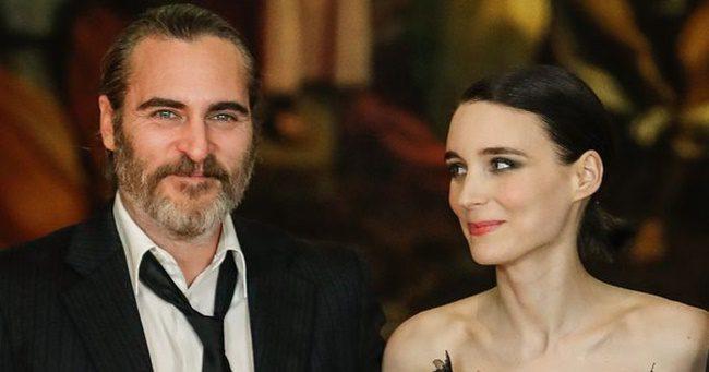 Joaquin Phoenix párjával készített közös filmet, amiben az állattenyésztés ellen harcolnak