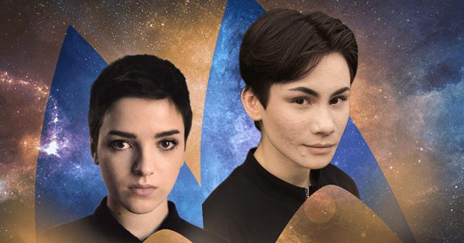 Bemutatják a Star Trek első nemsemleges és transznemű karakterét