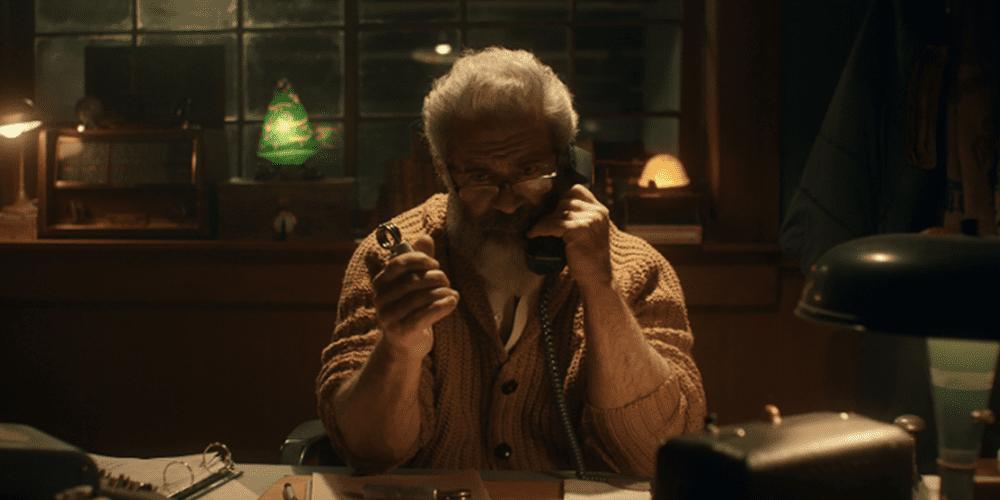 Mel Gibson legújabb filmjében Ő maga lesz a Mikulás