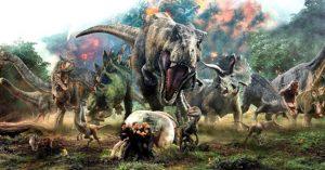 Fotókkal adtak ízelítőt az Jurassic World 3-ból