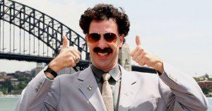 Itt az első kedvcsináló a Borat folytatásához