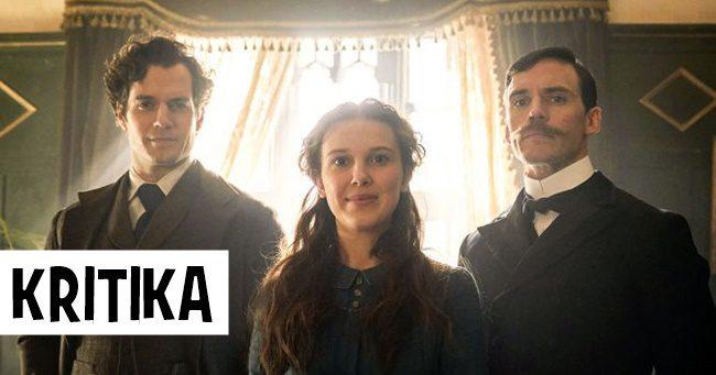 Enola Holmes (2020) – Kritika