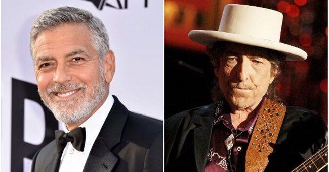 Készül George Clooney és Bob Dylan közös filmje