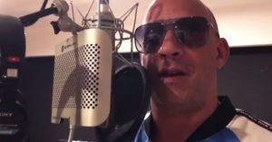Megérkezett Vin Diesel első dala!