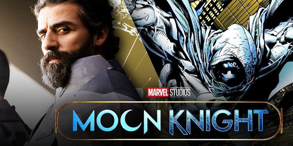 Oscar Isaac személyében Marc Spectort, aki a Holdlovagot