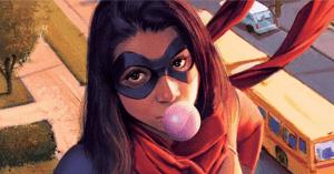 Megvan, hogy ki játssza Ms. Marvel szerepét