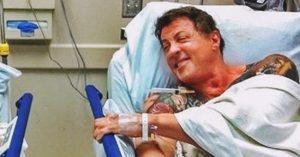 Sylvester Stallone majdnem meghalt filmforgatás közben