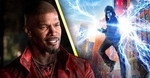 Jamie Foxx visszatér Electróként a Pókember 3. részében!