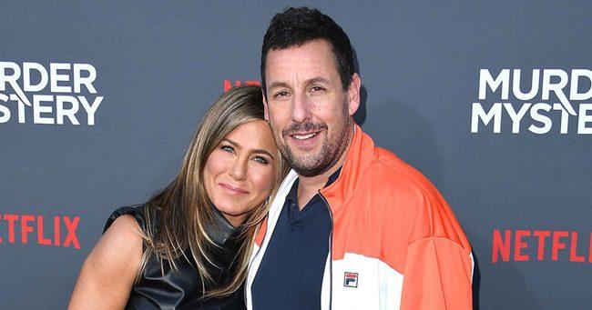 Adam Sandler és Jennifer Aniston újra közös filmmel jelentkezik