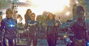 Nagy meglepetés: jön a női Bosszúállók film?