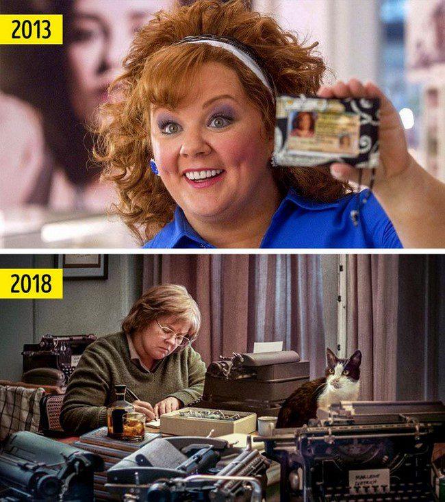 Színészek, akik stílusukat megváltoztatva újraélesztették karriereiket