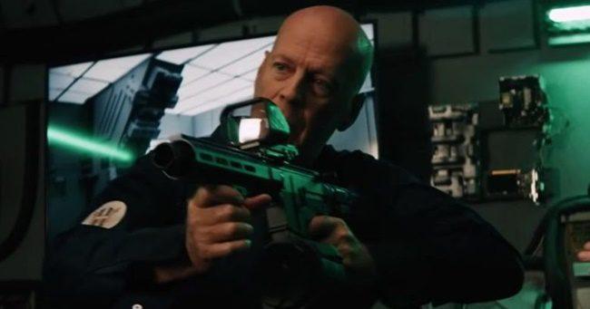 Előzetest kapott Bruce Willis új akciófilmje!