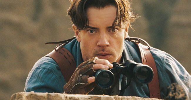 Brendan Fraserrel jöhet az új Múmia-film!