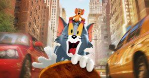 Tom és Jerry (2021) - Előzetes