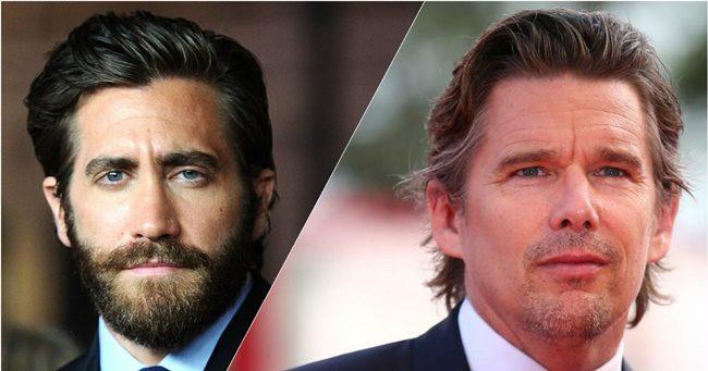 A bűnös remake-ben Jake Gyllenhaal mellett Ethan Hawke is főszerepet kapott