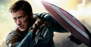 Chris Evans visszatér, mint Amerika Kapitány!
