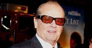 """""""Minden élet értékes!"""" – Jack Nicholson kiállt az élet védelme mellett"""