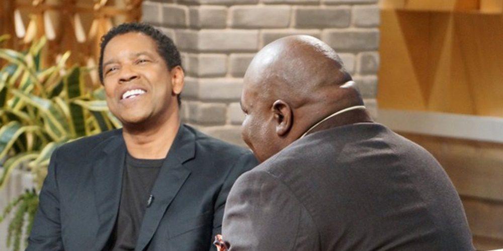 """""""Azért vagyok itt, hogy az Urat szolgáljam."""" - Denzel Washington"""
