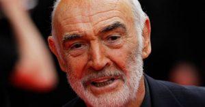 Meghalt a legendás Sean Connery