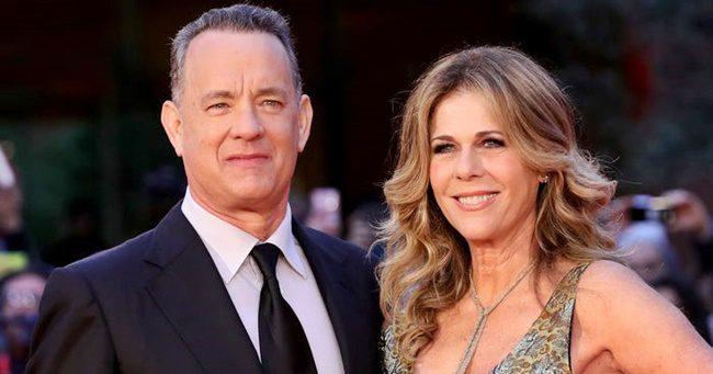 Tom Hanks és Rita Wilson az ima erejéről