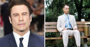 Tudta? John Travolta lett volna eredetileg Forrest Gump