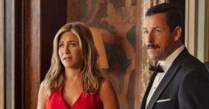 Adam Sandler és Jennifer Aniston főszereplésével jön a Gyagyás gyilkosság 2!