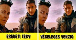 10 híres film, amely teljesen eltér az eredeti tervektől