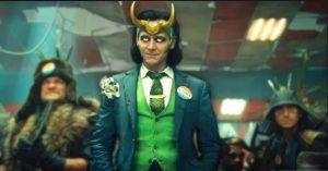 Megérkezett a Loki sorozat első előzetese!