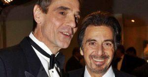 Al Pacino és Jeremy Irons közös filmmel jelentkezik
