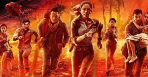 Újabb katasztrófafilm a láthatáron, itt a Skyfire első előzetese!