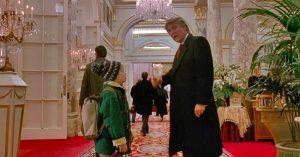 Ki akarják vágni Donald Trump cameóját a Reszkessetek, betörők! 2.-ből