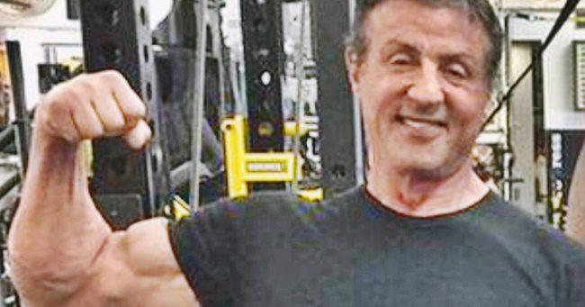 Brutális, ahogy Sylvester Stallone kigyúrta magát az új szuperhősfilmjére