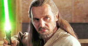 Liam Neeson visszatér, mint Qui-Gon Jinn?