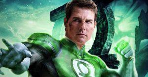 Tom Cruise főszereplésével jöhet egy teljesen új Zöld Lámpás film!