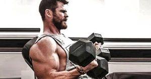 Brutális, ahogy Chris Hemsworth kigyúrta magát Hulk Hogan szerepére