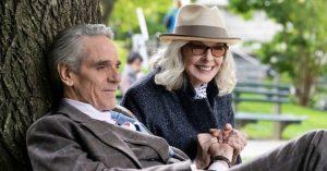 Előzetest kapott Diane Keaton és Jeremy Irons esküvői vígjátéka