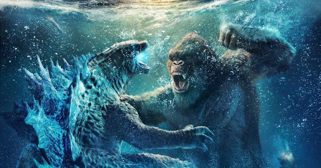 Baromi ütős a Godzilla Kong ellen legújabb előzetese!