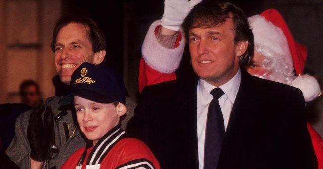 A Reszkessetek, betörők! 2. részének főszereplője, Macaulay Culkin is kivágná Trumpot a filmből