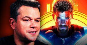 Matt Damon is csatlakozott a Marvel moziverzumához!